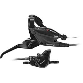 Shimano EF505/MT200 Skivbroms HR 9x PM svart